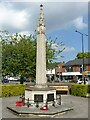 SK5843 : Mapperley War Memorial by Alan Murray-Rust