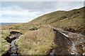 NY5902 : Bridleway to Roundthwaite crosses Burn Gill by Andy Waddington