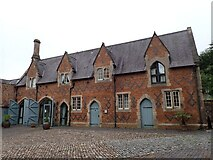 SP5077 : Brownsover Hall Hotel - Stable Block - eastern range by Rob Farrow