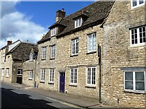 SP0202 : Cirencester houses [52] by Michael Dibb