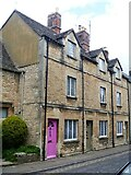 SP0102 : Cirencester houses [55] by Michael Dibb