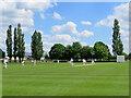 TL4467 : Cottenham: league cricket by John Sutton