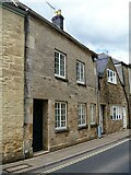 SP0202 : Cirencester houses [75] by Michael Dibb