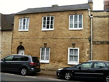 SP0202 : Cirencester houses [83] by Michael Dibb
