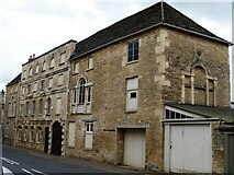 SP0202 : Cirencester buildings [72] by Michael Dibb