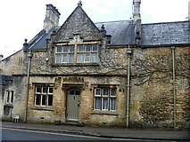 SP0102 : Cirencester houses [86] by Michael Dibb