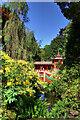 SJ8959 : Chinese Pagoda in Biddulph Grange Gardens by Andy Stephenson