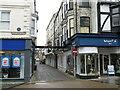 TA0488 : Bar Street, Scarborough by Malc McDonald