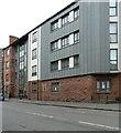 NS5168 : Yoker Housing Association by Richard Sutcliffe