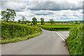 SO4134 : Lane junction by Ian Capper