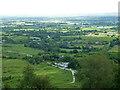 SO7638 : Swinyard Car Park, Malvern Hills by Chris Allen
