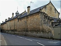 SP0202 : Cirencester buildings [75] by Michael Dibb