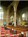 SK1615 : Church of All Saints, Alrewas by Alan Murray-Rust