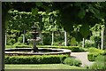 TA1746 : Fountain at Wassand Hall by David Lally