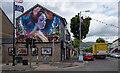 J3274 : Street art, Belfast by Rossographer