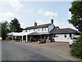TL8738 : The Henny Swan Public House, Great Henny by Geographer