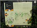 SP8608 : Information Board re The Wendover Arm (1) by David Hillas