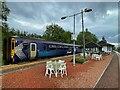 NN4257 : Rannoch Station by Graham Hogg