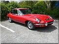 SS9668 : E-Type Jaguar by Philip Halling