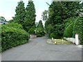 NS5472 : Gartconnell Road, Bearsden by Richard Sutcliffe