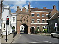 TA0339 : North Bar, Beverley by Malc McDonald