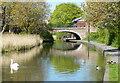 SO8554 : George Street Bridge No 5 in Worcester by Mat Fascione