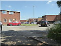 SO8657 : Industrial buildings, Cosgrove Close, Worcester by Chris Allen