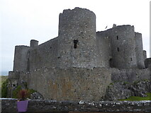 SH5831 : Harlech Castle by Alpin Stewart