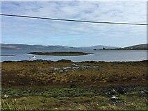 NM5643 : Salen Bay by Eirian Evans
