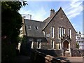 SX9292 : Friends' Meeting House, Exeter by Alan Paxton