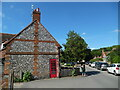 SU7886 : Telephone Kiosk in Hambleden Village (2) by David Hillas