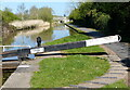SO8857 : Tibberton Bottom Lock No 11 by Mat Fascione