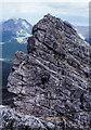 NG4625 : Am Basteir from Sgùrr a' Fhionn Choire by Trevor Littlewood
