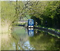 SO9158 : Narrowboat along the Worcester and Birmingham Canal by Mat Fascione
