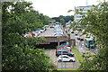 ST1779 : Car park, University Hospital of Wales by M J Roscoe