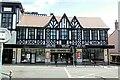 SK3871 : Winding Wheel Theatre, Holywell Street by Alan Murray-Rust