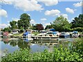 TL1859 : St Neots - River Great Ouse by Colin Smith