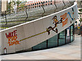 SJ8497 : Looney Tunes Art Trail #4, Symphony Park by David Dixon