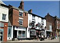 SK3871 : The Market Pub, Chesterfield by Alan Murray-Rust