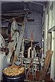 SH4763 : Caernarfon Maritime Museum - Seiont II the grab crane by Chris Allen