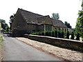 ST9592 : Former tithe barn, Crudwell by Vieve Forward