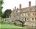 TL4458 : Cambridge University - Mathematical Bridge by Colin Smith