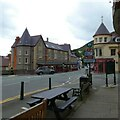 SH7176 : The centre of Penmaenmawr by Gerald England