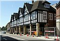 SK3871 : 1 & 3 Knifesmithgate, Chesterfield by Alan Murray-Rust