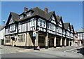 SK3871 : The Queen's Head Hotel, Chesterfield by Alan Murray-Rust
