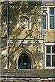 SK3871 : Entrance to the old Grammar School by Alan Murray-Rust