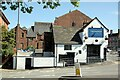 SK3871 : The Old Post, Holywell Street, Chesterfield by Alan Murray-Rust