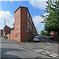 SK5738 : The Meadows: at the corner of Mundella Road by John Sutton