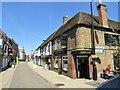 TL2471 : Huntingdon - High Street by Colin Smith