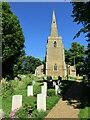 TL3966 : Longstanton - All Saints' Church by Colin Smith